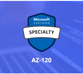 [AZ-120] Planning and Administering Microsoft Azure for SAP Workloads
