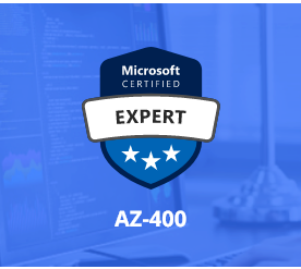 [AZ-400] Designing and Implementing Microsoft DevOps solutions