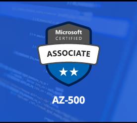 [AZ-500] Microsoft Azure Security Technologies 구현